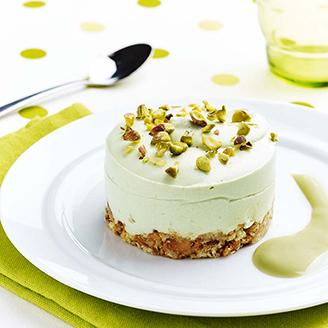 desserts mont blanc recette cheesecake pistache
