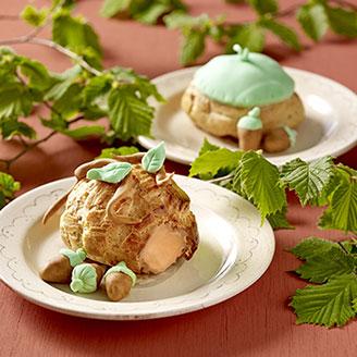 Desserts Mont Blanc - Recettes